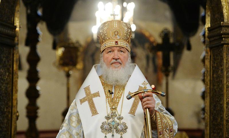 Патриарх Кирилл связал необходимость в гастарбайтерах с абортами