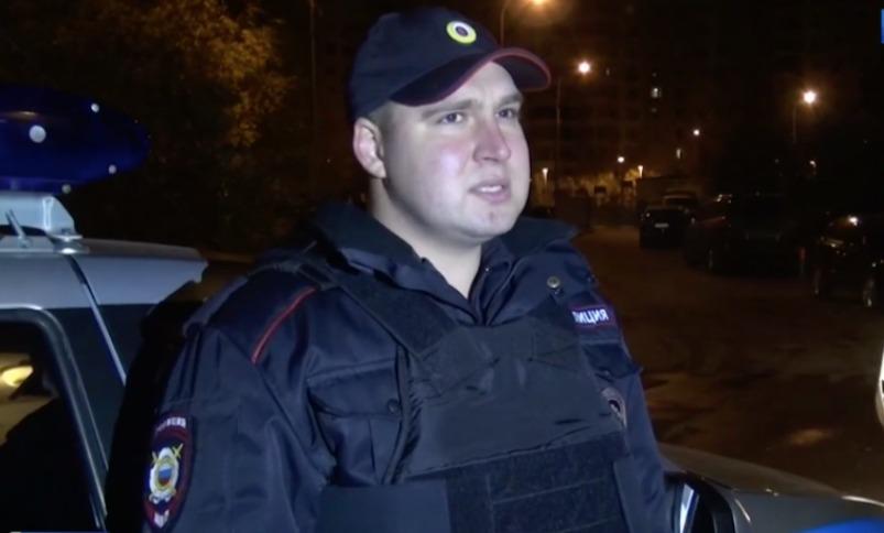 Прицельные выстрелы полицейского спасли людей от смерти в Москве