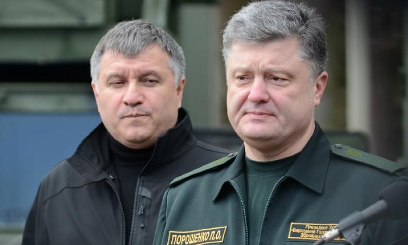 Депутат Верховной рады рассказал, почему Порошенко конфликтует с главой МВД