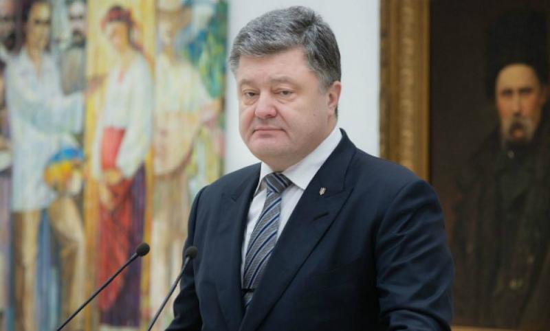 Порошенко заявил о намерении провести новый референдум в Крыму