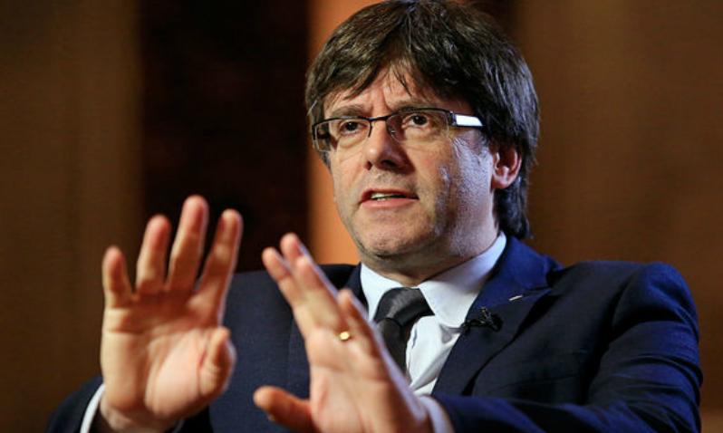 Глава Каталонии притормозил процесс