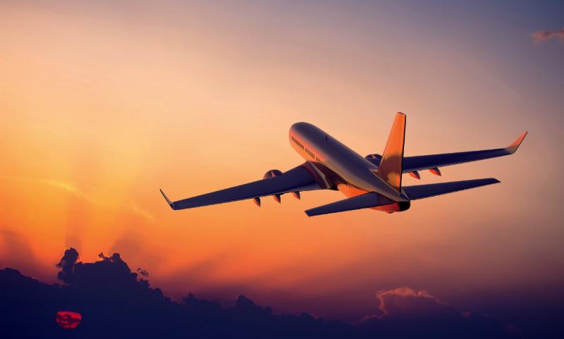 Летевший из Москвы в Турцию самолет срочно посадили в Одессе из-за расстройства желудка у пассажира