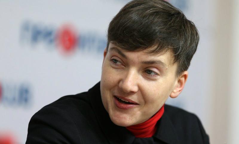 Королева танцпола: Надежда Савченко