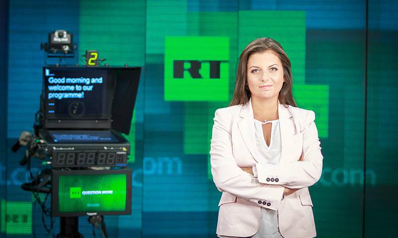 Посольство РФ призвало Вашингтон оставить в покое российские СМИ