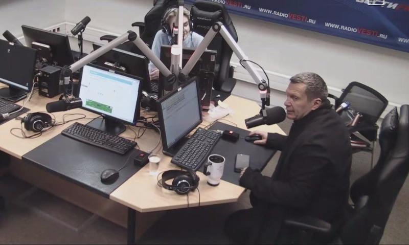 Соловьев ответил на заявление Собчак по Крыму словами ее отца