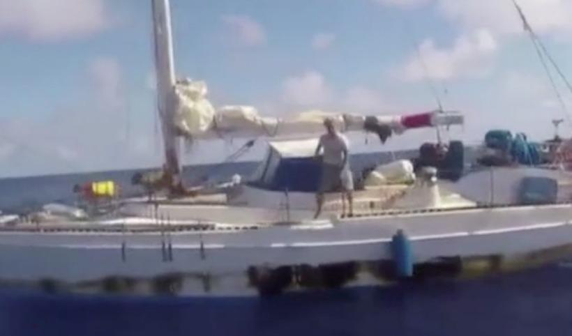 Пять месяцев дрейфа: в Тихом океане спасли от смерти американок