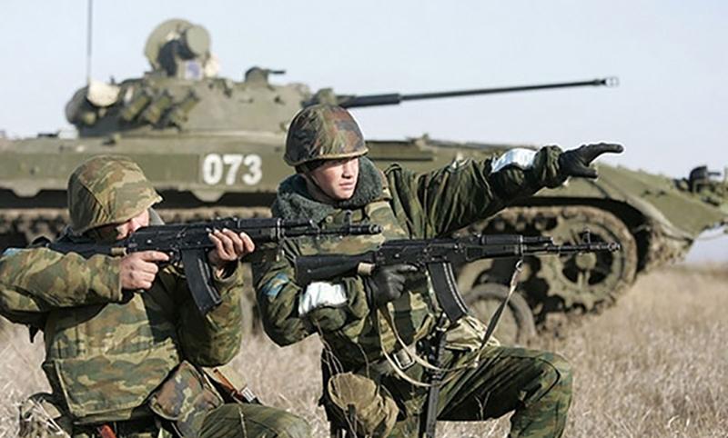 Календарь: 1 октября - День Сухопутных войск России