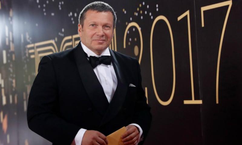 Соловьев сравнил Познера с Брежневым из-за его критики премии ТЭФИ