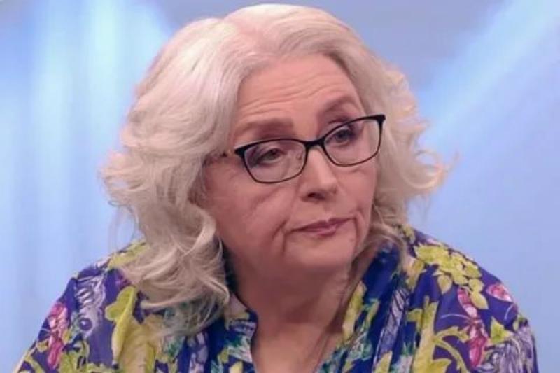 Татьяна Власова - бывшая жена Армена Джигарханяна