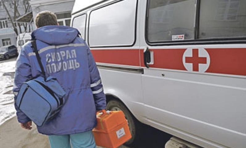 Нетрезвый мужчина напал нафельдшера скорой в российской столице