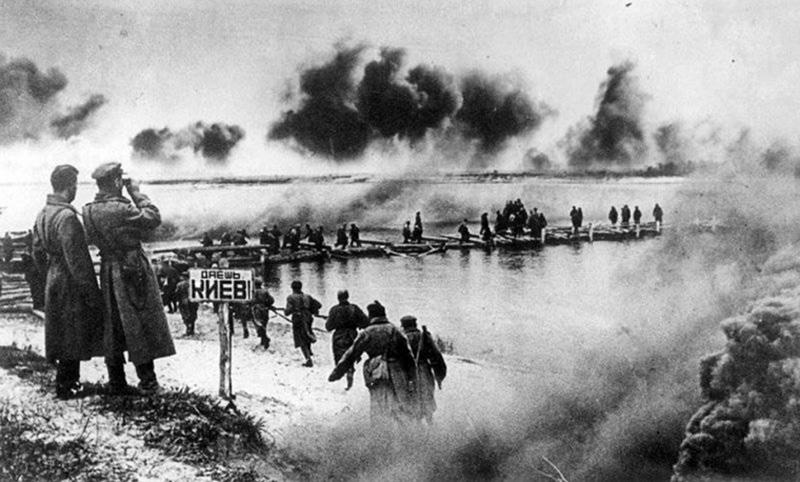 Календарь: 6 ноября - Киев освобожден от гитлеровских войск