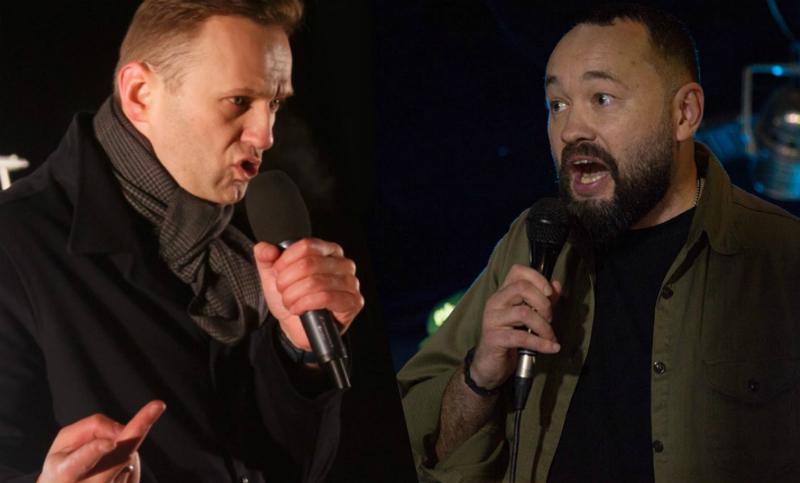 Алексея Навального вызвали на рэп-батл