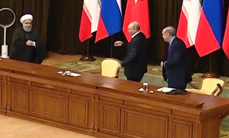 Путин поступил с Эрдоганом как Оксимирон с Западом