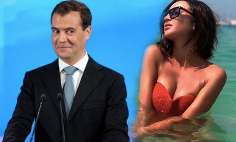Грудь Бузовой обошла по популярности премьер-министра