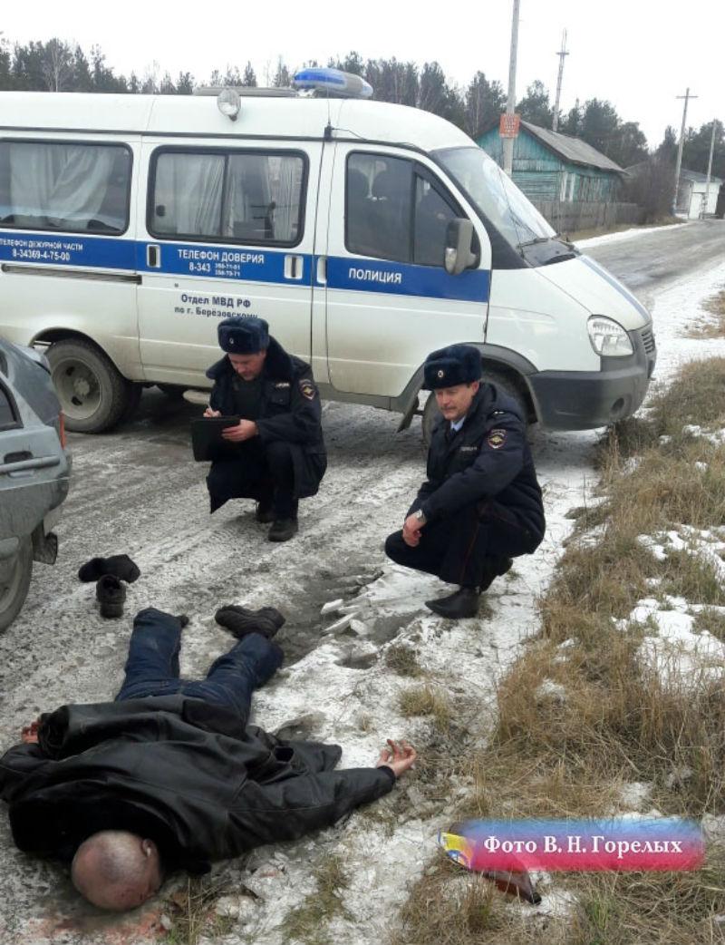 Фото В_Н_ Горелых- жинь сама покарала убийцу 2 женщин  копия
