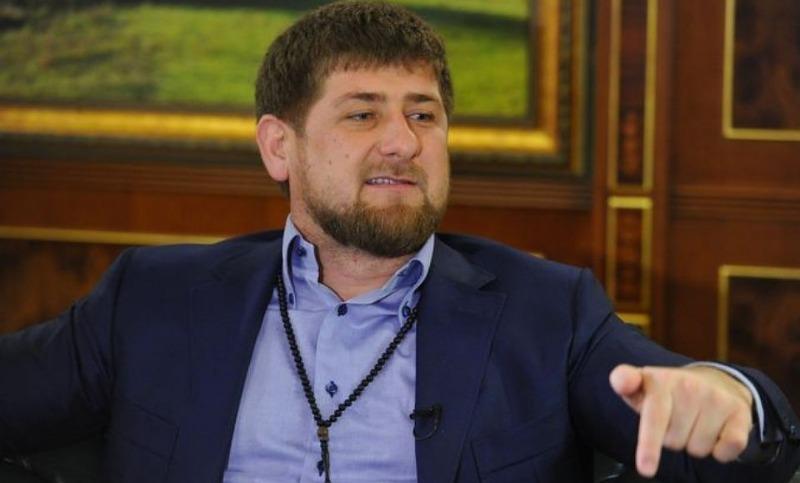 Кадыров пожелал Путину