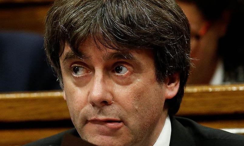 Лидер Каталонии Пучдемон оказался агентом ФСБ