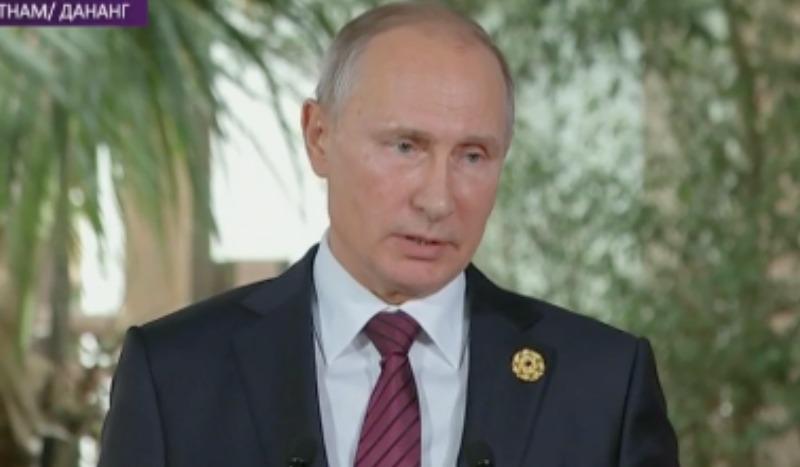Путин разочаровал уставших ждать журналистов