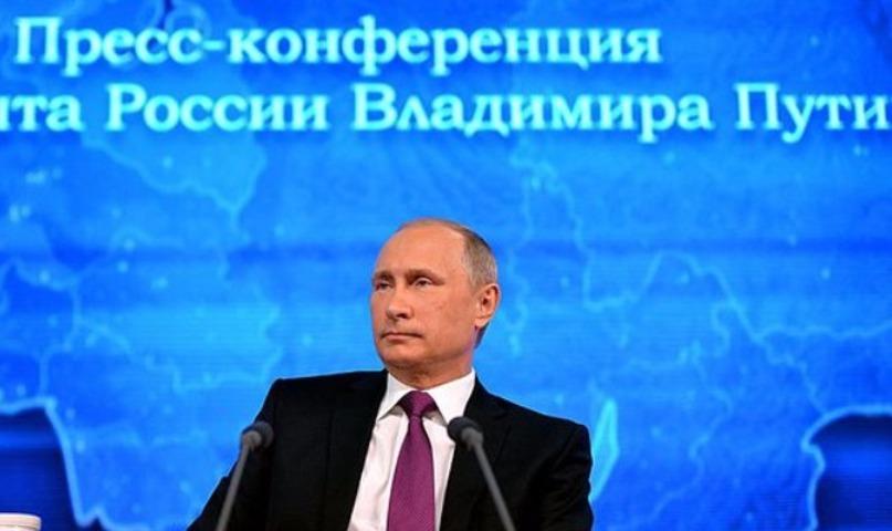 14 декабря: Кремль выбрал Путину дату большой пресс-конференции