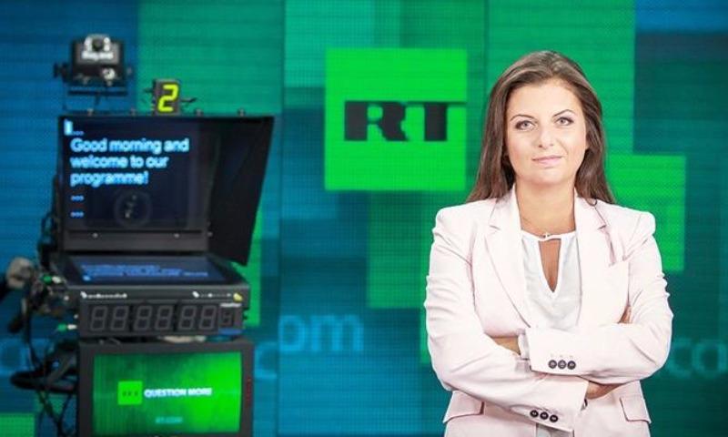 Маргарита Симоньян попала в санкционный список США и заявила: «Всему виной Кеосаян»
