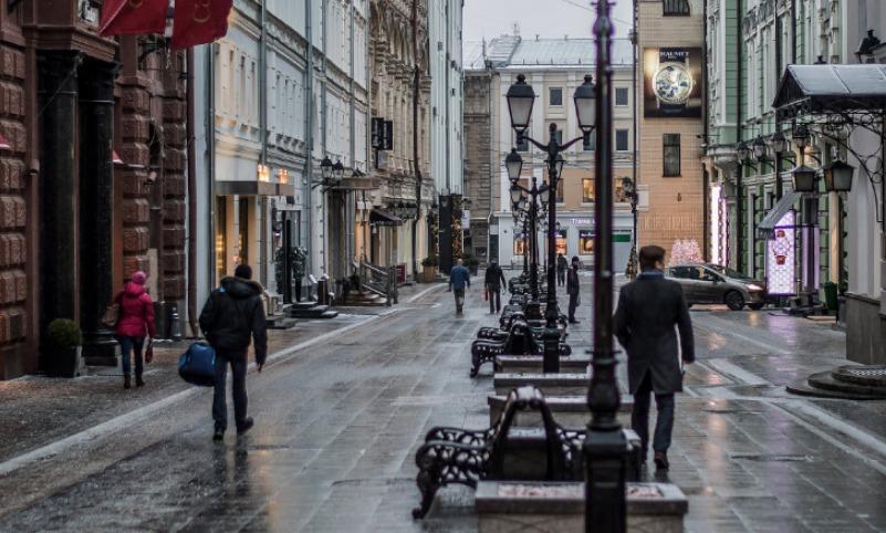 Самая дорогая улица России оказалась в Москве