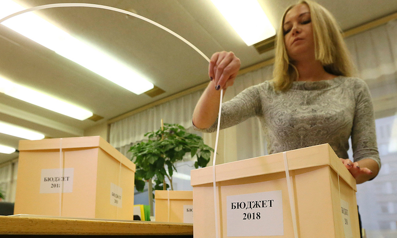 Приятный для россиян бюджет утвердили депутаты Госдумы
