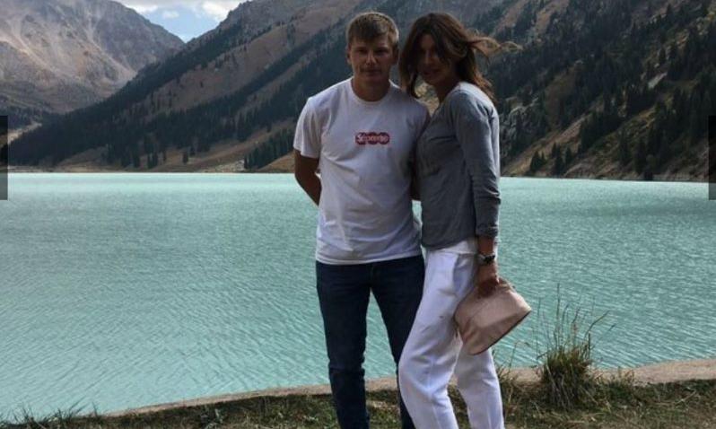 После публичного покаяния к Андрею Аршавину вернулась жена