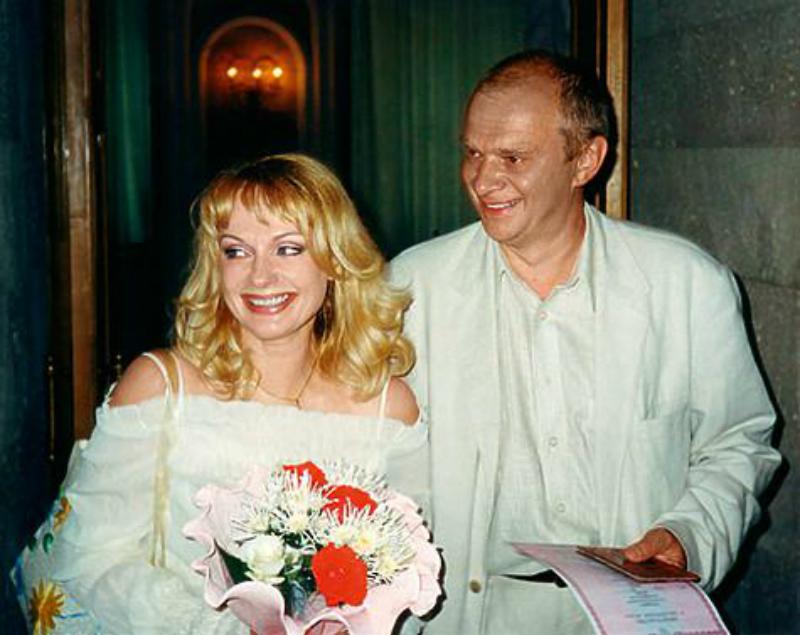 Ирина Цывина и Александр Благонравов