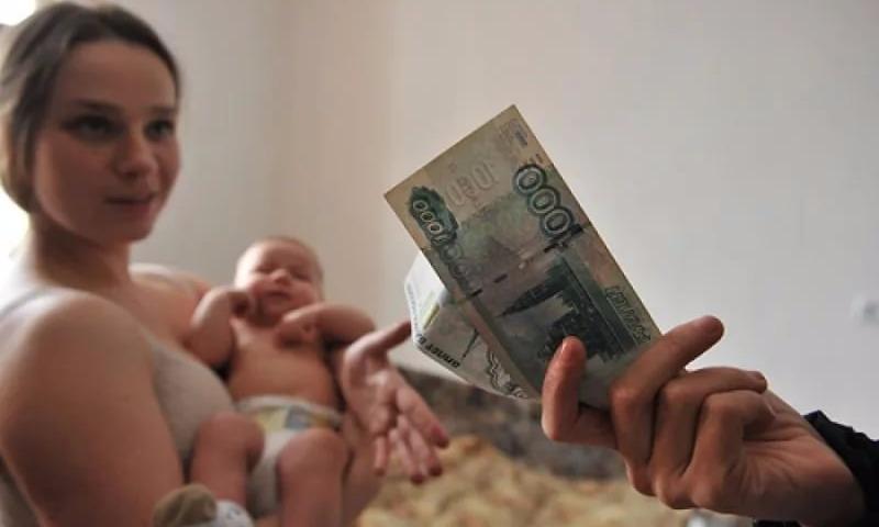 Российские матери назвали свои главные проблемы