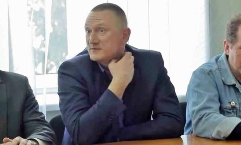 На Украине обнаружился мэр-