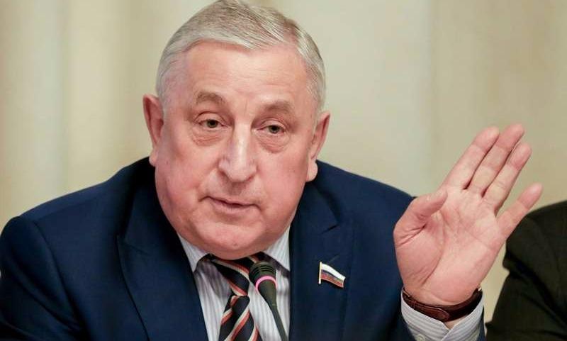 Депутат от КПРФ предложил разорвать дипотношения с США