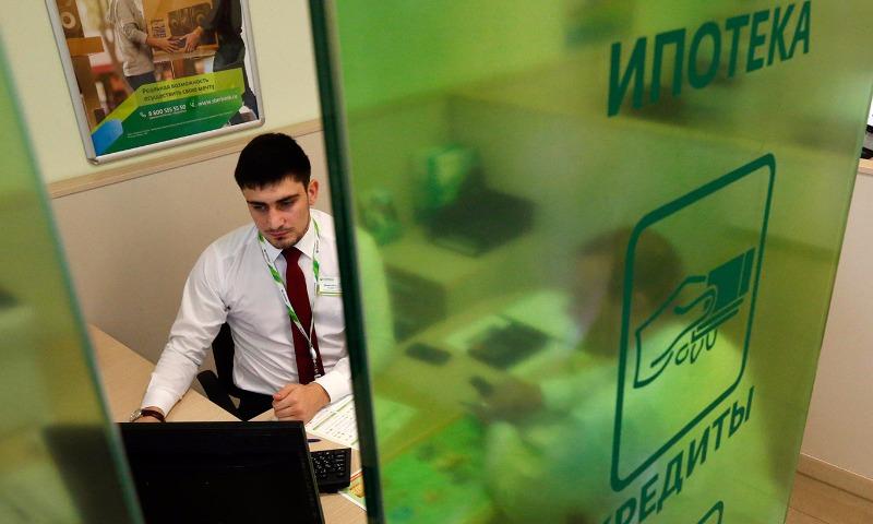 В России резко выросло количество выданных ипотечных кредитов