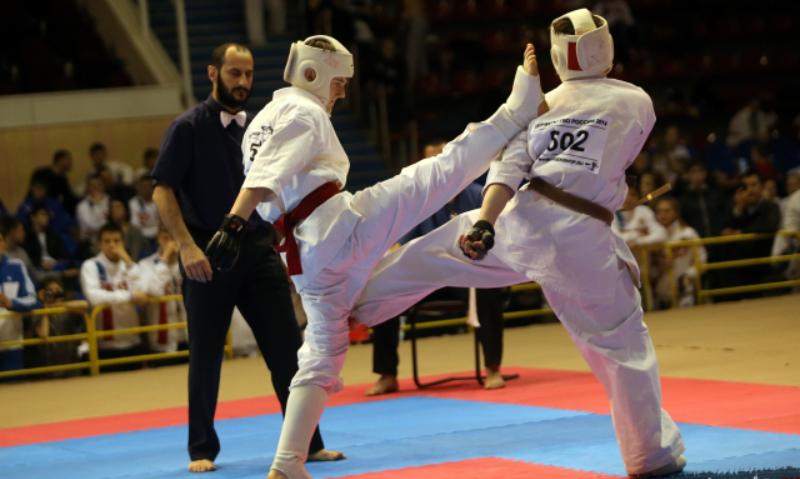 Украина отказалась от участия в чемпионате Европы по каратэ, который пройдет в Сочи