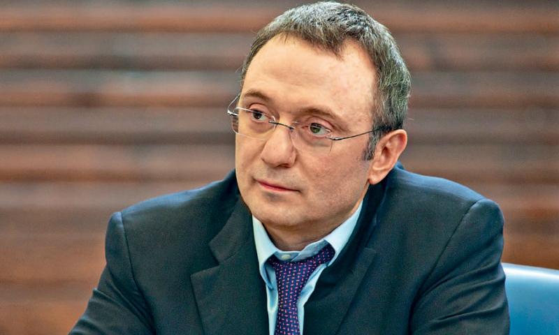 Керимова выпустили под залог 5 миллионов евро, но запретили покидать Францию