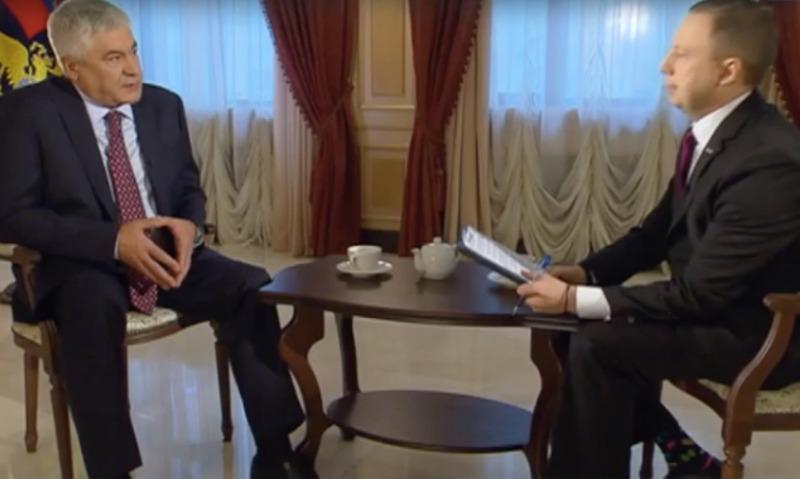 Начальники полковника-миллиардера Захарченко уволены, - Колокольцев