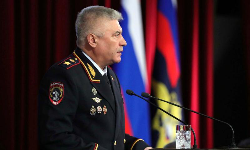 Колокольцев: МВД предотвратило теракт с использованием КамАЗа в Москве