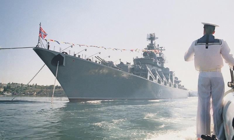 Служащего Черноморского флота заподозрили в шпионаже