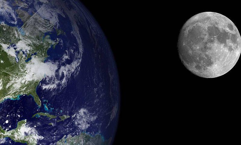 Взрыв Луны может похоронить человечество- ученые