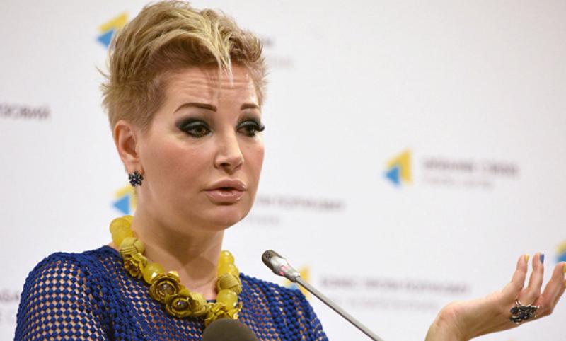 Минюст Российской Федерации потребовал закрыть фонд уехавшей на Украинское государство Максаковой