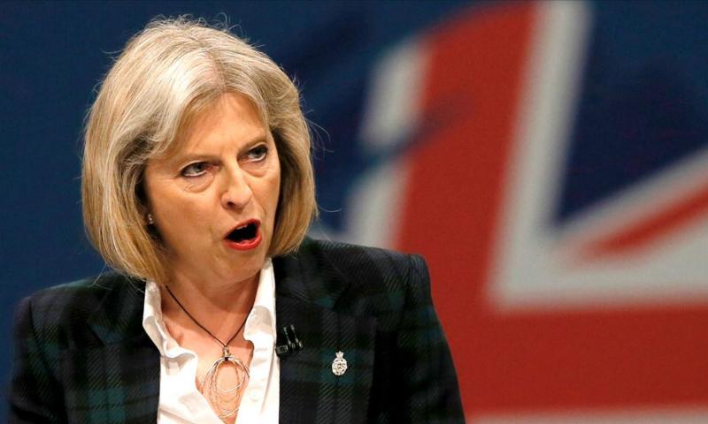 Британский премьер обвинила Россию во всех смертных грехах