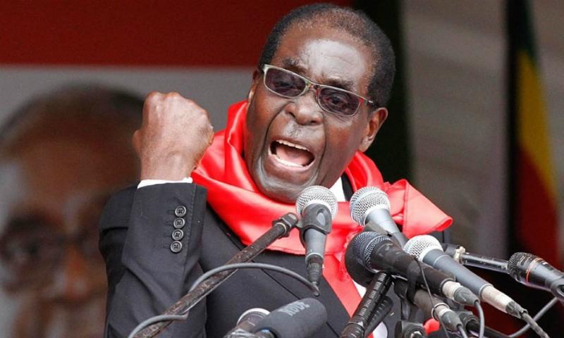 Мугабе объявили импичмент ионподал вотставку