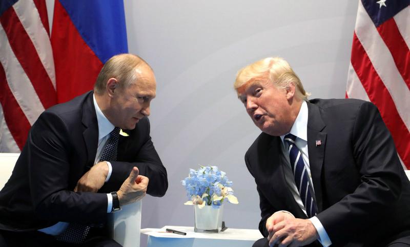 Дональд Трамп назвал возможную дату второй встречи с Путиным