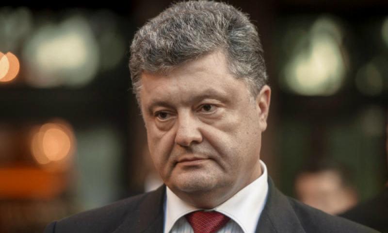 Порошенко подписал закон о новых правилах гастролей российских артистов на Украине