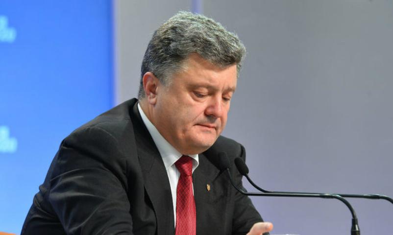 Порошенко выступает против разрыва дипотношений Украины и России