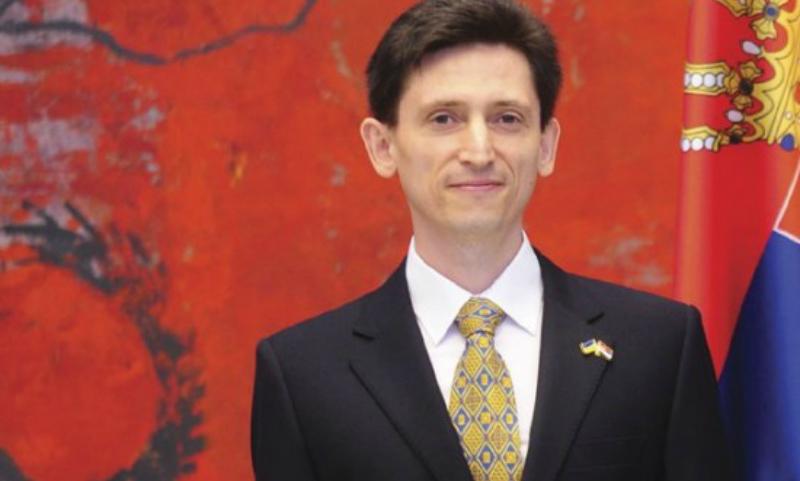 Сербский МИД обвинил украинского посла в попытках стравить Белград и Москву