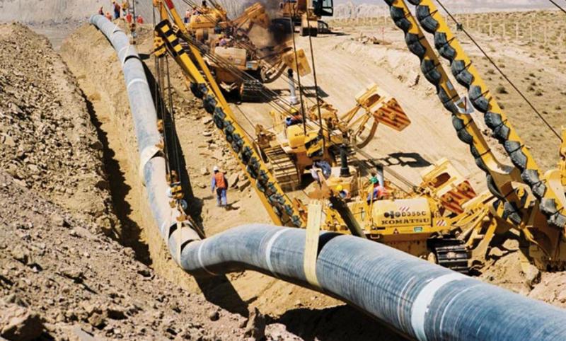 «Газпром» завершил строительство морских участков «Турецкого потока» в России