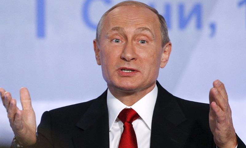 Жители России назвали основные претензии кработе В. Путина