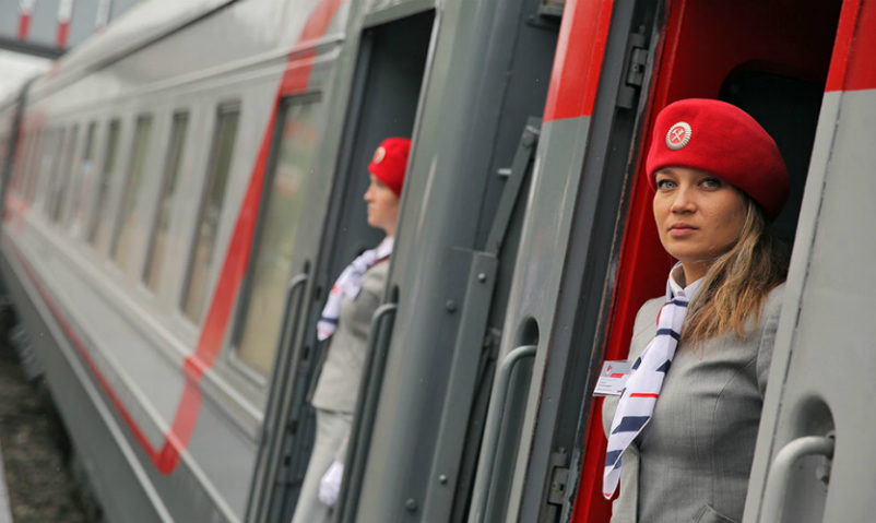 РЖД прекратила продажу билетов от 1 января в общие и плацкартные вагоны