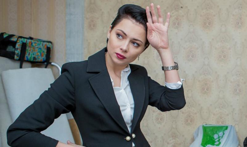 Настасья Самбурская стала новой ведущей