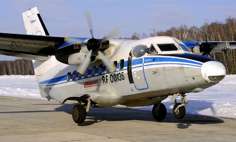 Пассажирский самолет потерпел крушение в Хабаровском крае: есть погибшие